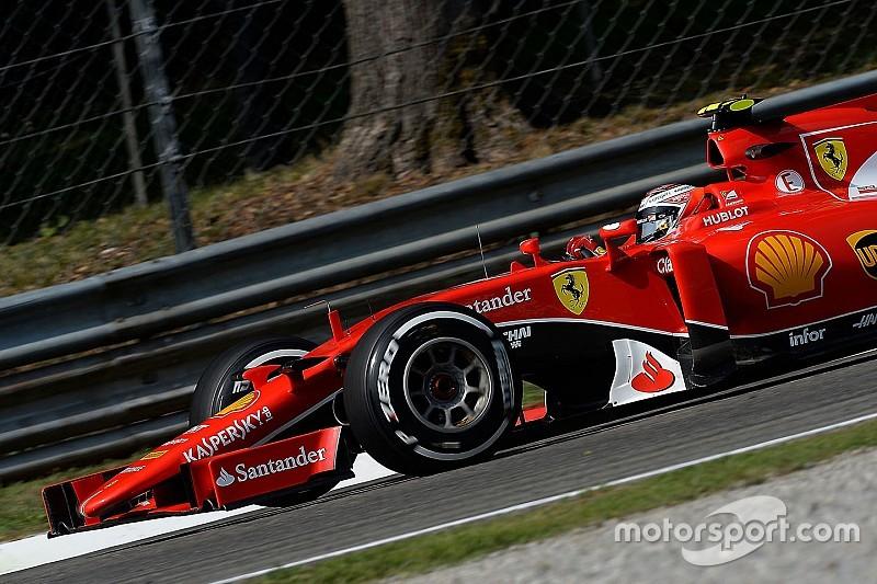 Räikkönen no esperaba estar segundo