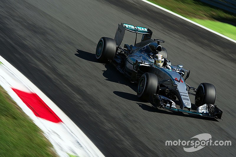 Hamilton's engine gets all-clear for Monza race