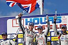 European Le Mans Sir Chris Hoy: Cycling champion becomes motor racing champion