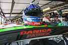 The Lady in Black was not kind to Danica Patrick