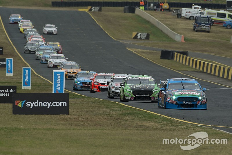 V8 Supercars releases 2016 schedule