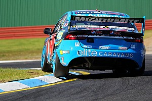 V8 Supercars Practice report Owen leaves it late to top second V8 co-driver session