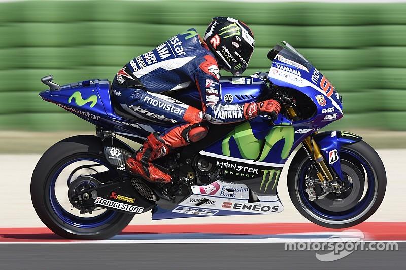 Misano MotoGP: Lorenzo dominates FP3 ahead of Marquez and Rossi