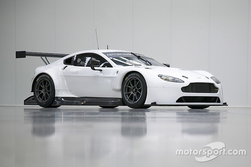 阿斯顿马丁发布2016年GT赛车
