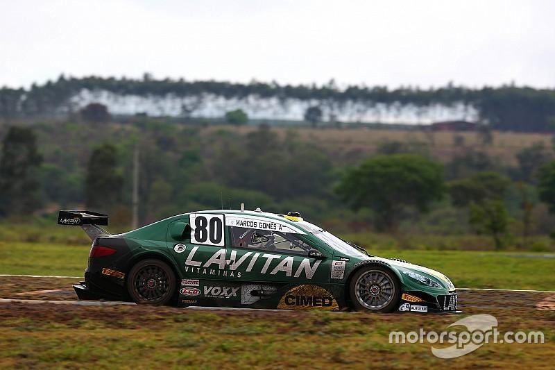 Na última tentativa, Gomes conquista pole em Campo Grande