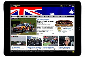 General Motorsport.com news Motorsport.com Launches Australian-Specific Digital Platform