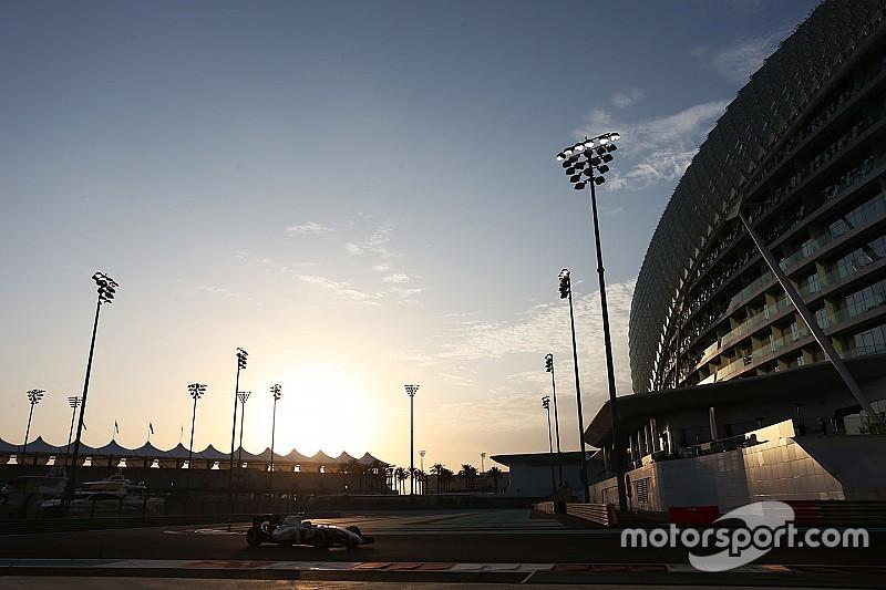 Los equipos se resisten a una prueba de Pirelli en Abu Dhabi