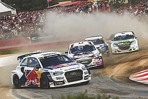 World Rallycross Preview Formula One circuit set to host inaugural Barcelona RX
