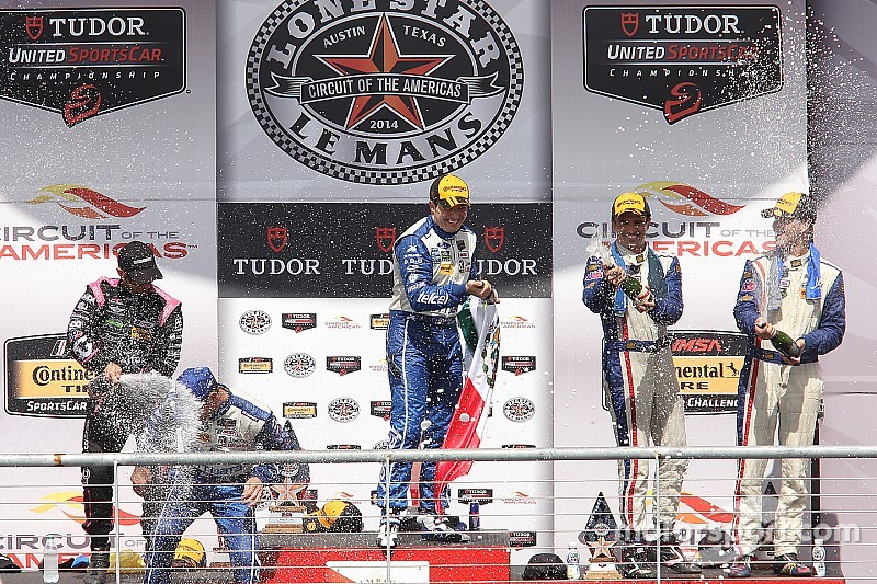 Circuit of the Americas complete IMSA weekend results
