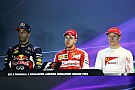 Singapore GP: Post-qualifying press conference