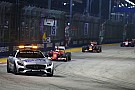Singapore GP track intruder arrested