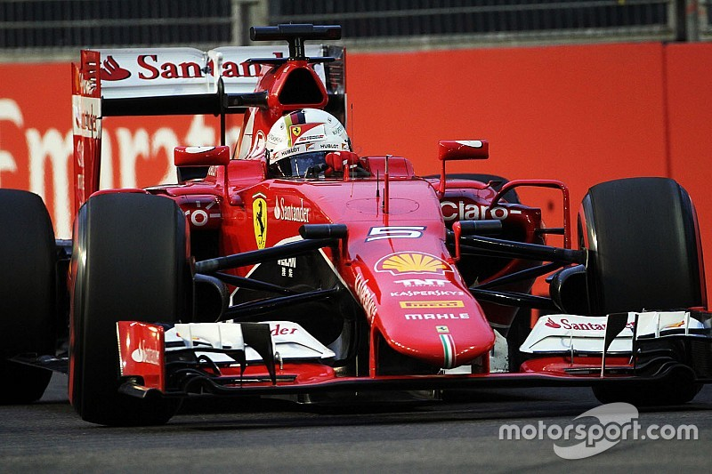 Suzuka the true test for Ferrari's F1 title hopes