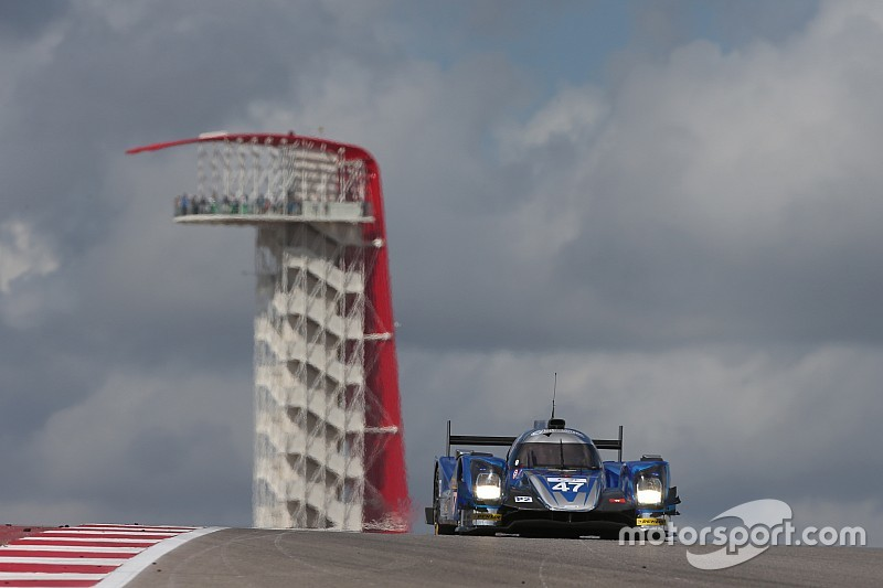 KCMG seals podium finish at dramatic six-hour challenge in Austin
