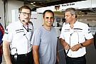 蒙托亚将测试保时捷LMP1赛车