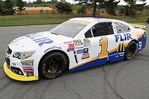 NASCAR Sprint Cup Breaking news FLIR to support McMurray at Loudon