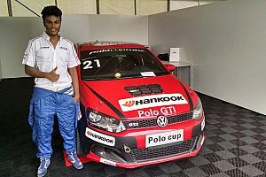 Touring Breaking news Tharani to make his international racing debut