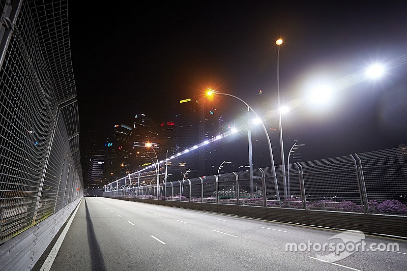 Singapore planning improved security for 2016 after track invasion