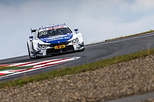 DTM Race report Nurburgring DTM: Martin wins from Mortara and Wehrlein