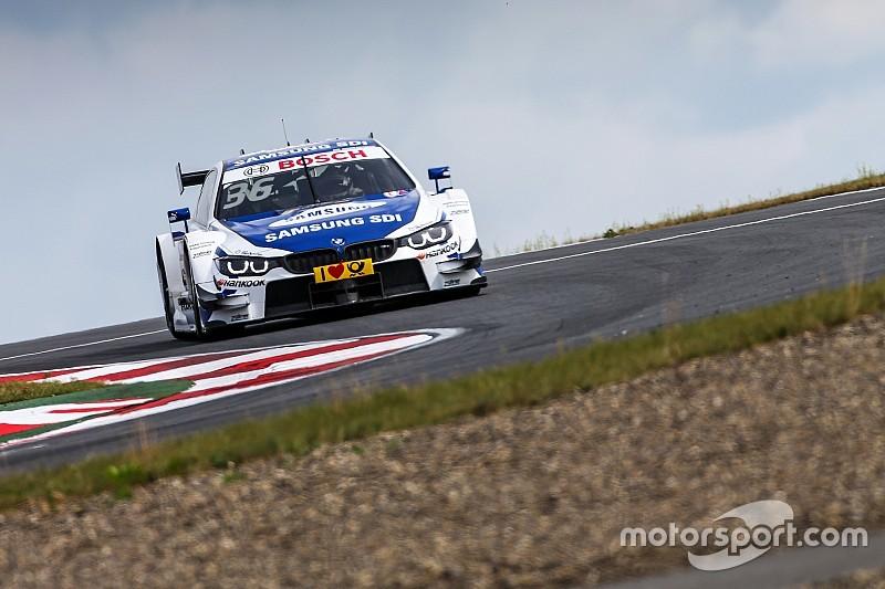 Nurburgring DTM: Martin wins from Mortara and Wehrlein