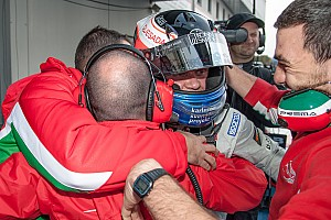 F3 Europe Race report Nurburgring F3: Rosenqvist takes title with fifth consecutive victory