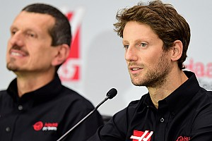 Steiner on Grosjean hire: