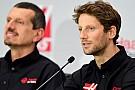 Steiner on Grosjean hire: