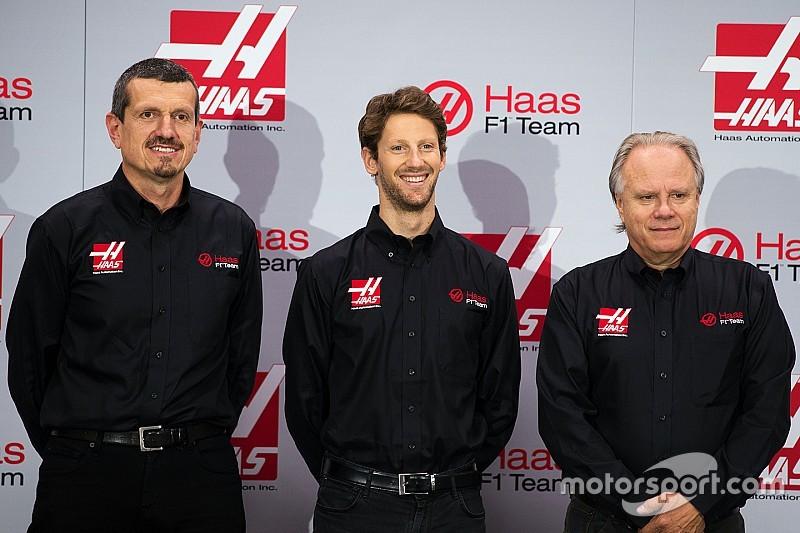 哈斯:准备工作领先其他新车队