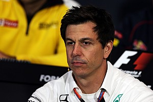 Formula 1 Breaking news Wolff doubts Volkswagen will ditch motorsport involvement over emission scandal