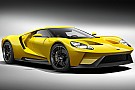 Automotive Ford GT Development, behind the scenes