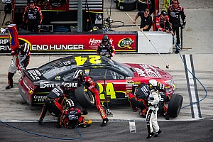 Hendrick Motorsports makes changes to Gordon, Earnhardt pit crews