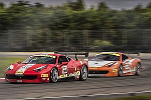 Ferrari Challenge NOLA weekend results