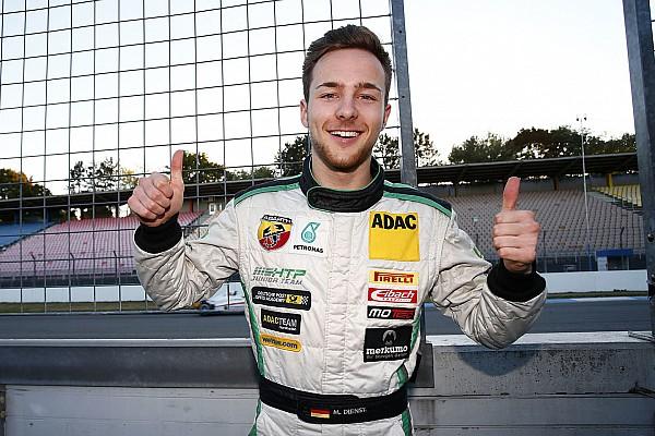 German F4: Dienst wins title, Schumacher third-best rookie