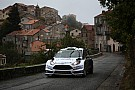 WRC M-Sport World Rally Team's Evans claims career best in Corsica
