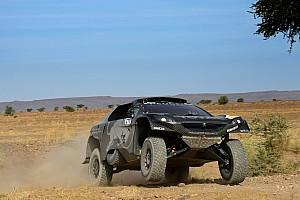Cross-Country Rally Noticias de última hora Sainz, el más rápido en el Día 2, del Rally de Marruecos