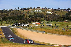 V8 Supercars Practice report Coulthard breaks Bathurst record to go fastest
