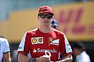 Raikkonen: Public radios good for the show