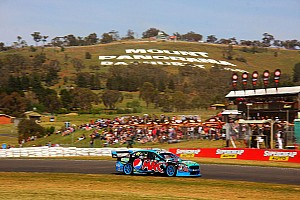 V8 Supercars Practice report Waters sets the co-driver pace at Bathurst