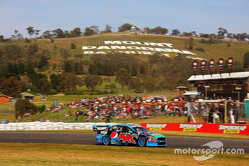 Waters sets the co-driver pace at Bathurst