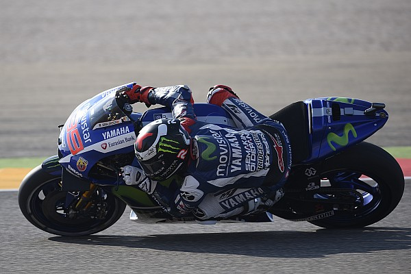 Motegi MotoGP: Lorenzo fastest in first practice, Rossi third