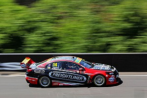 V8 Supercars Qualifying report Coulthard on provisional Bathurst pole