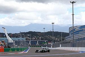 Formula 1 Practice report Russian GP: Rosberg tops shortened FP3 as Sainz has huge crash