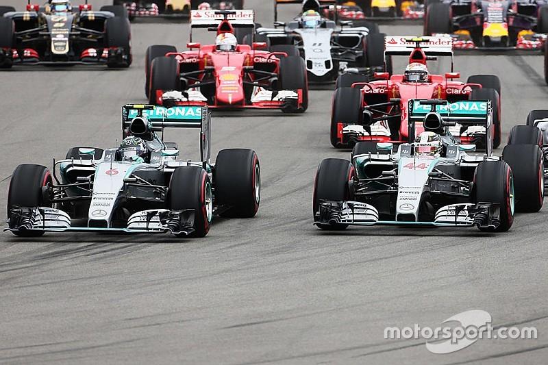 Após punição a Raikkonen, Mercedes é campeã do mundo