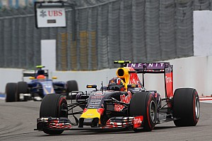 Formula 1 Race report Renault: Russian GP race report
