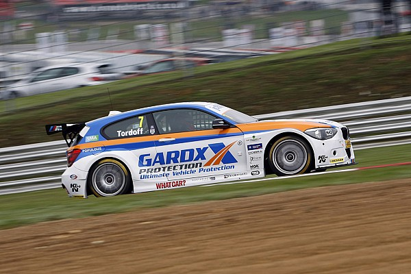 BTCC Breaking news Tordoff puts sportscar career on hold, aims to stay with WSR