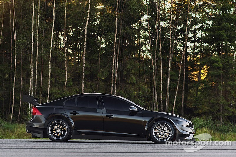 Volvo keert met fabrieksteam terug in het WTCC