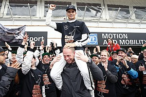 DTM Breaking news Wehrlein becomes youngest-ever DTM champion