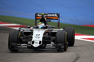 Formula 1 Preview Sahara Force India: Podium in Sochi increase hopes of a strong race in Austin