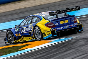 DTM Qualifying report Hockenheim DTM: Paffett beats the Audi hordes for pole
