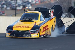 NHRA Qualifying report Worsham, Connolly, Skillman and Savoie earn No. 1 starts for Sunday at FallNationals