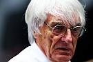 Ecclestone pide que F1 ya nos sea un